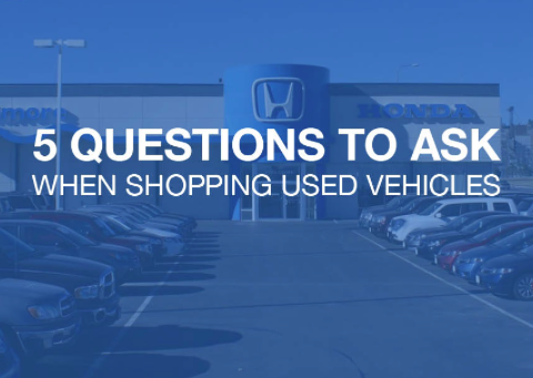 5 questions to ask for used vehicles