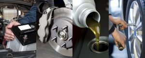 honda service on automotive parts