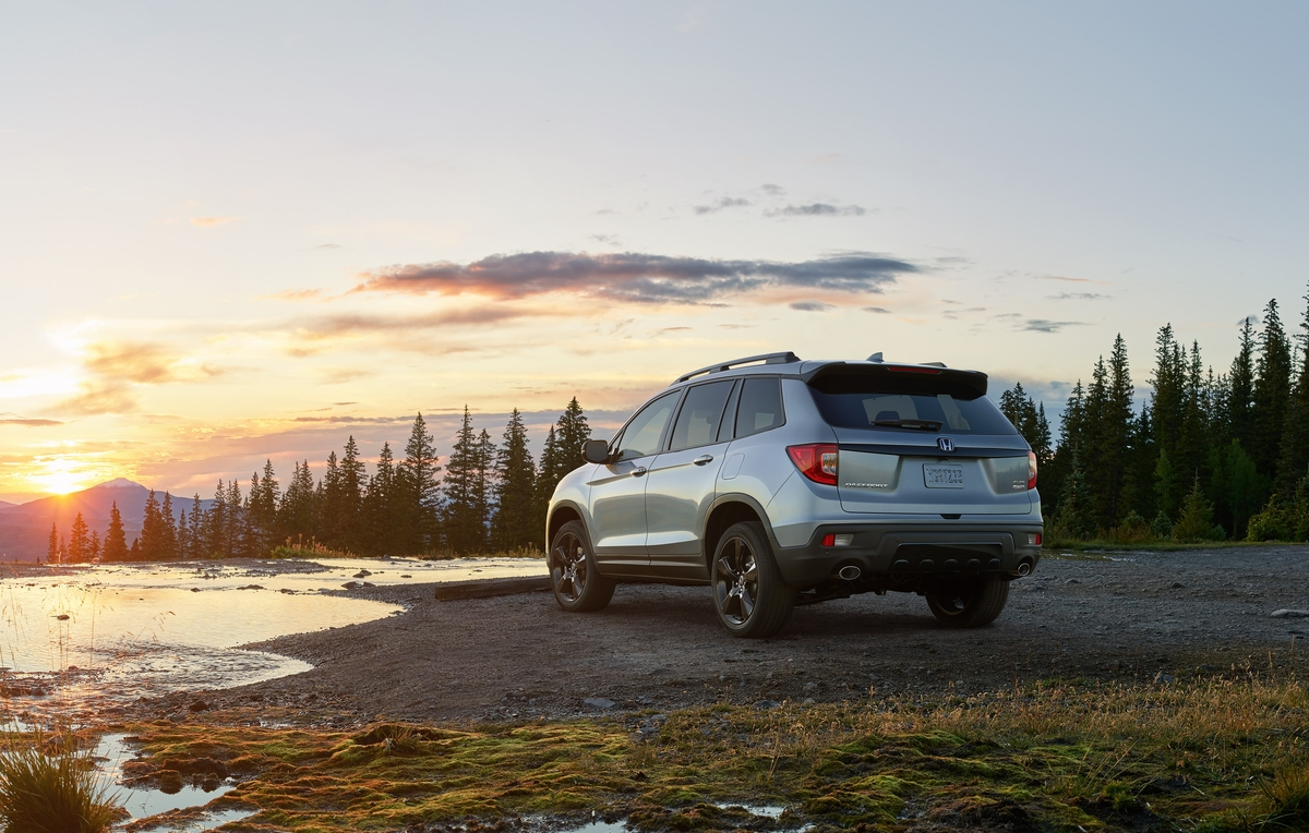 2019 Honda Passport from Denny Menholt Rushmore Honda in Rapid City, South Dakota